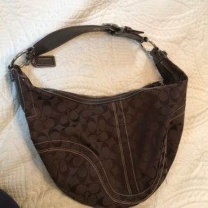 Coach hobo bag - excellent condition